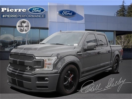 2019 Ford F 150 Lariat Shelby Super Snake
