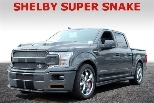 Ford F 150 Shelby >> 2019 Ford F 150 Shelby Supersnake